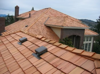 We Are Vancouver's Cedar Roofing Experts