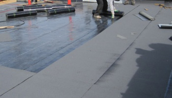 Flat Roof Most Popular for Commercial Projects