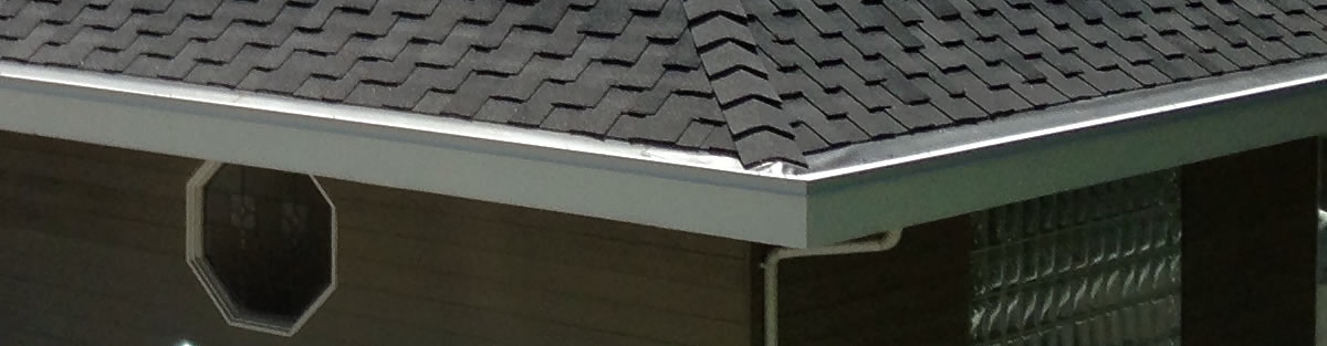 Rain Gutter Installation Affordable Quality Roofing