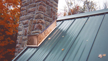 Metal Roofs Popular solution for commercial roofs